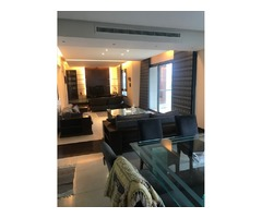 High end lovely furnished  apartment for rent in ras beirut 230m